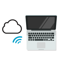 Online Cloud Access